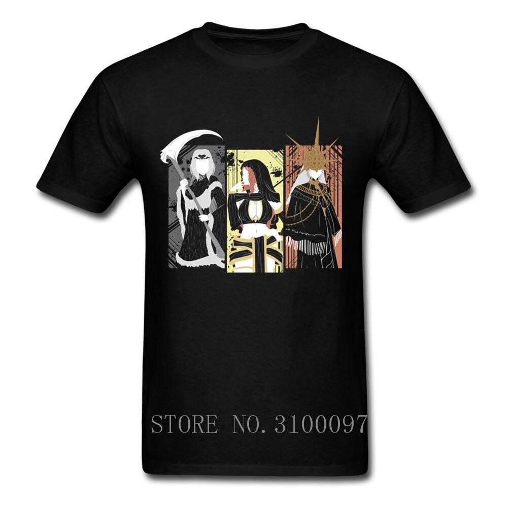Souls Dark waipus camiseta para hombre souls 2 demons souls bloodborne the maiden en negro maiden streetwear camiseta de moda para hombre