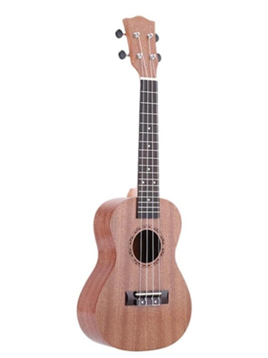 ammoon ukulele com 4 cordas 24 polegadas madeira jacaranda instrumento musical presente