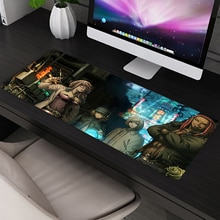 Gaming Mouse pad gamer carpet notbook computer mousepad Akudama drive gaming mouse pad gamer keyboar