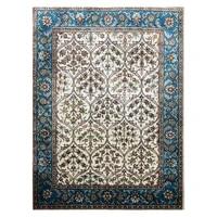 silk rug non slip area rug hand made tapestry floor carpet for room decor 1 5x2