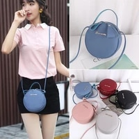 lychee pattern small bag 2020 new personality simple female bag shoulder messenger bag portable small fresh small round bag