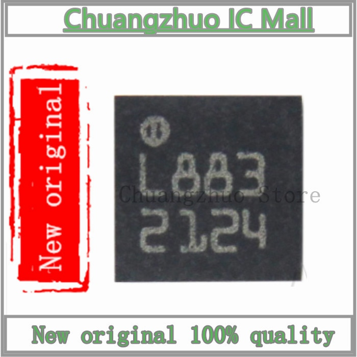 1 unids/lote nuevo original HMC5883L L883 QFN16 HMC5883L-TR IC Chip