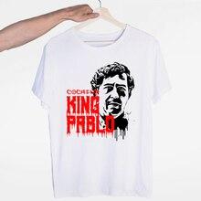 Pablo Escobar t-shirt colombien drogue seigneur Cartel argent hommes t-shirt été Camiseta t-shirt drôle t-shirts hauts