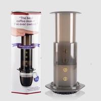 aero press frinsh press french rok espresso maker Portable coffee percolators Cafe Coffee Pot For espresso machine lever