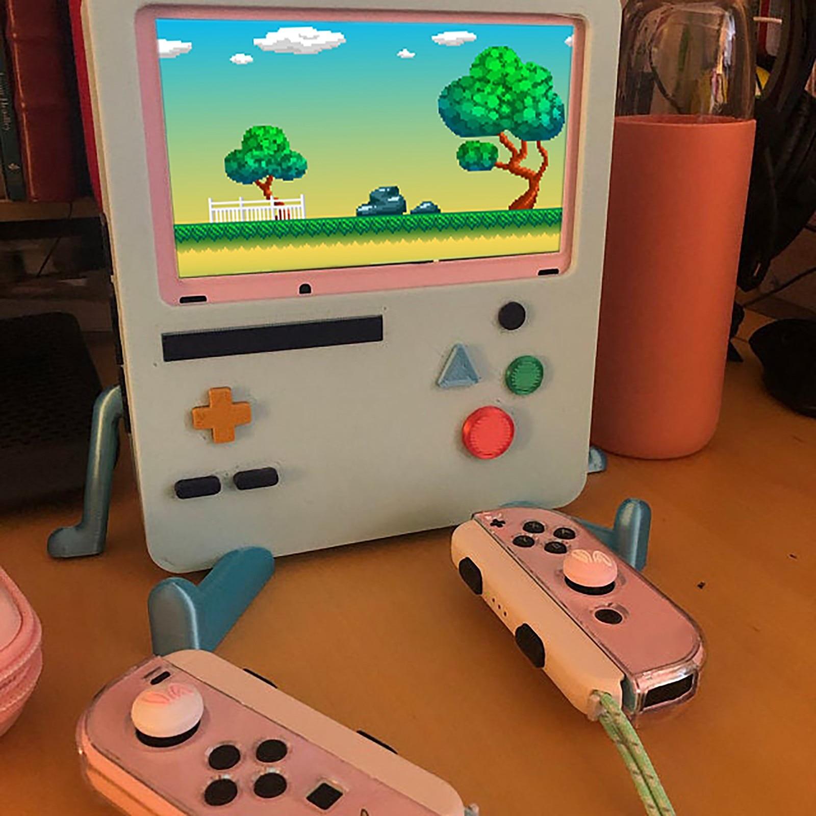 Base De carga portátil para Nintendo switch, Soporte De carga para Nintendo...