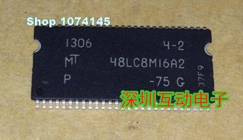 MT48LC8M16A2P-75G MTCR TSOP54