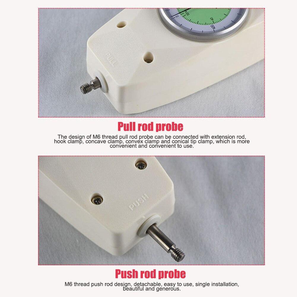 Medidor de pressão de impulso analógico mecânico medidor de pressão de pressão de pressão jhp-melhor