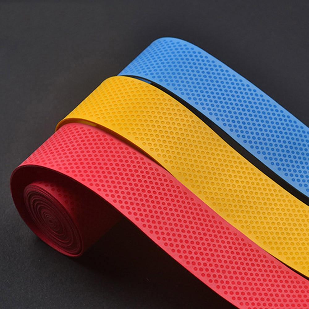 Купить с кэшбэком Professional 10pcs Anti-slip Sweat band Tennis Racket Overgrip Badminton Racquet Over Grips Fishing Rods Sweatbands