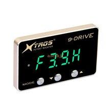 TROS 8th 9-Drive Electronic Throttle Controller case for Ford Raptor F-150 F-350 F-550 Focus E350 EDGE Escape Explorer Mazda 5 6
