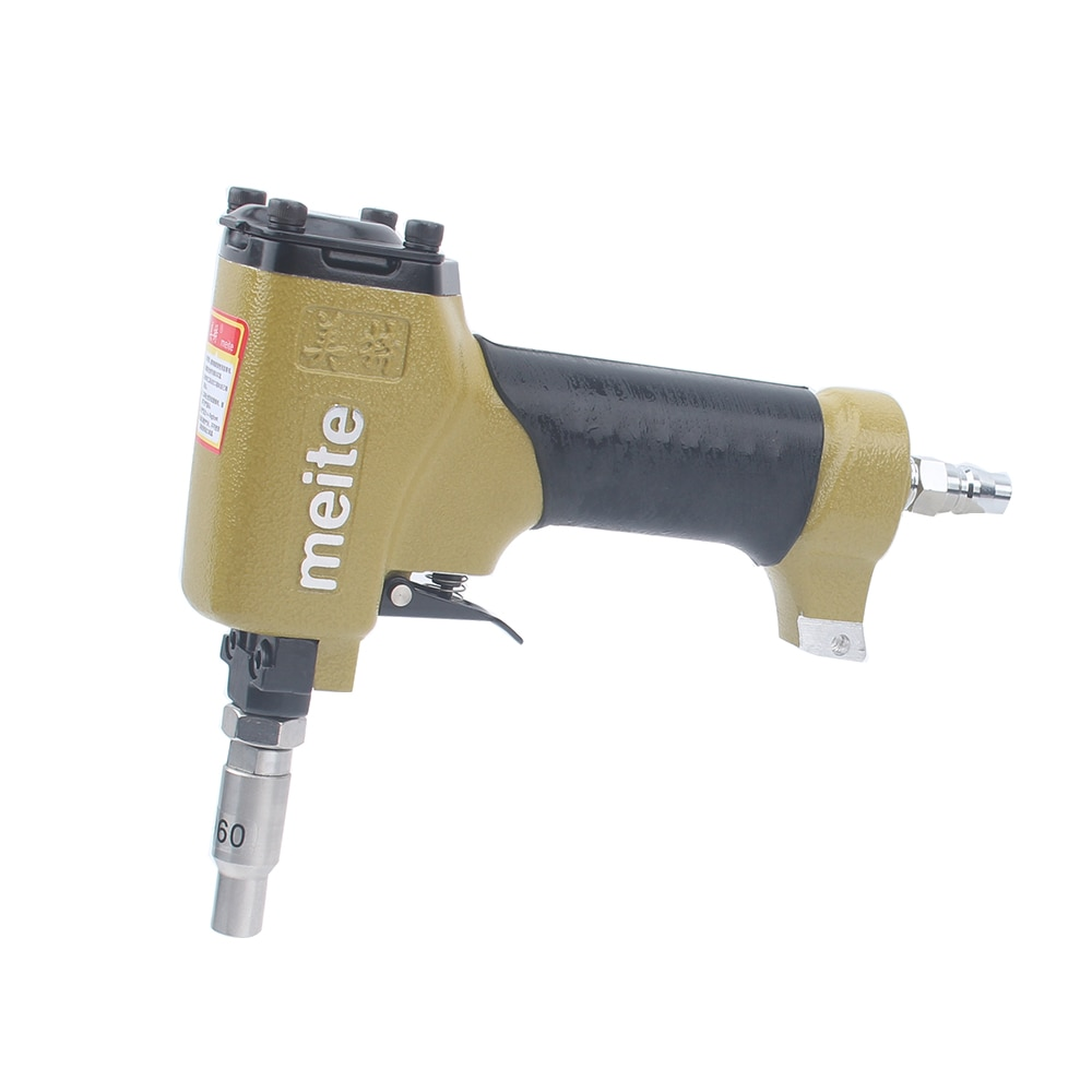 Meite 0960 Pneumatic Pins Gun Air Nailer Big Head Nailer For Make Sofa