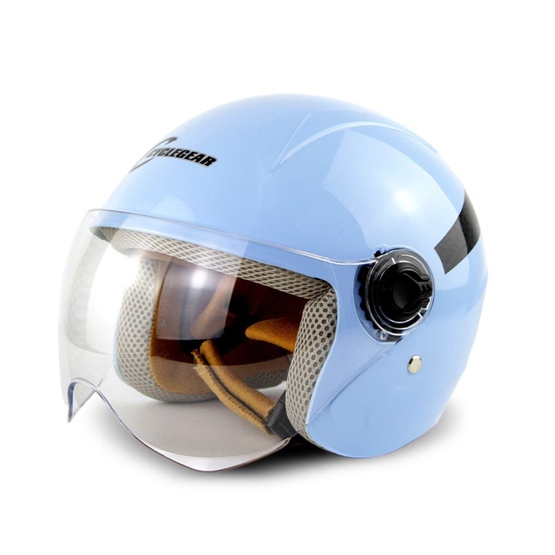 Kids Motorcycle Helmet Scooter Helmet for Children Flip Up Visor Capacete Enfant Electric Bike Cascos Riding Helmet 48-54cm vcoros straight 3 snap bubble shield motorcycle helmet visor retro scooter lens with flip up vintage helmet