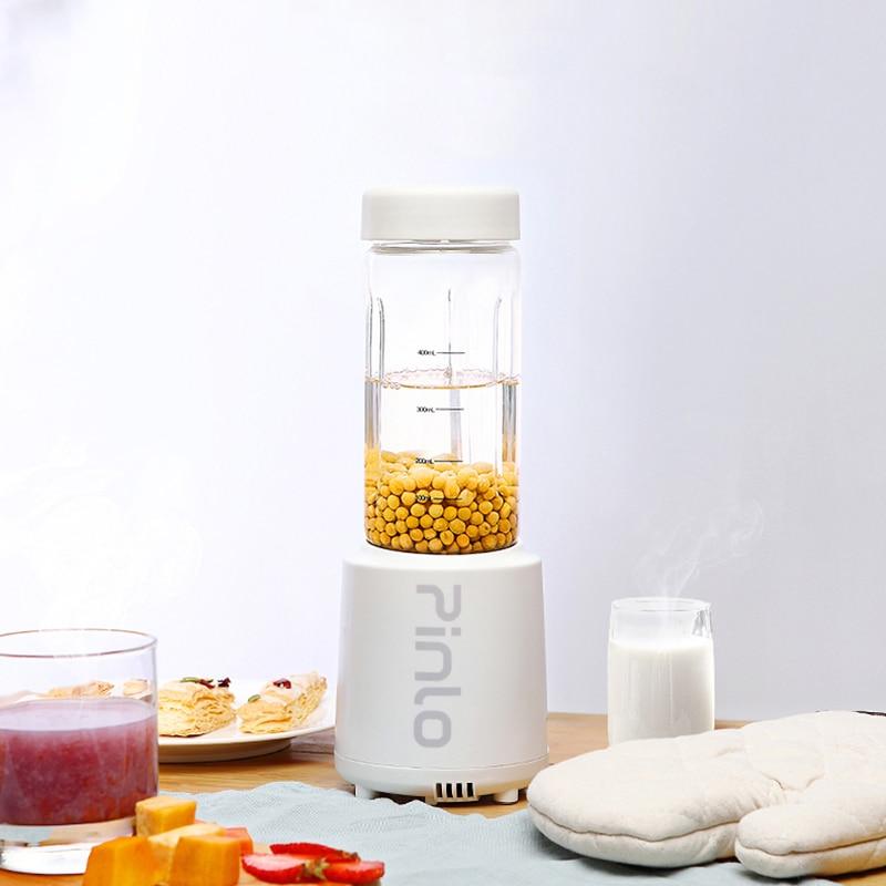 جديد المحمولة ماكينة تصنيع حليب فول الصويا cytoderm كسر آلة التلقائي التدفئة الصويا ماكينة إعداد الحليب المنزلية متعددة الوظائف عصارة