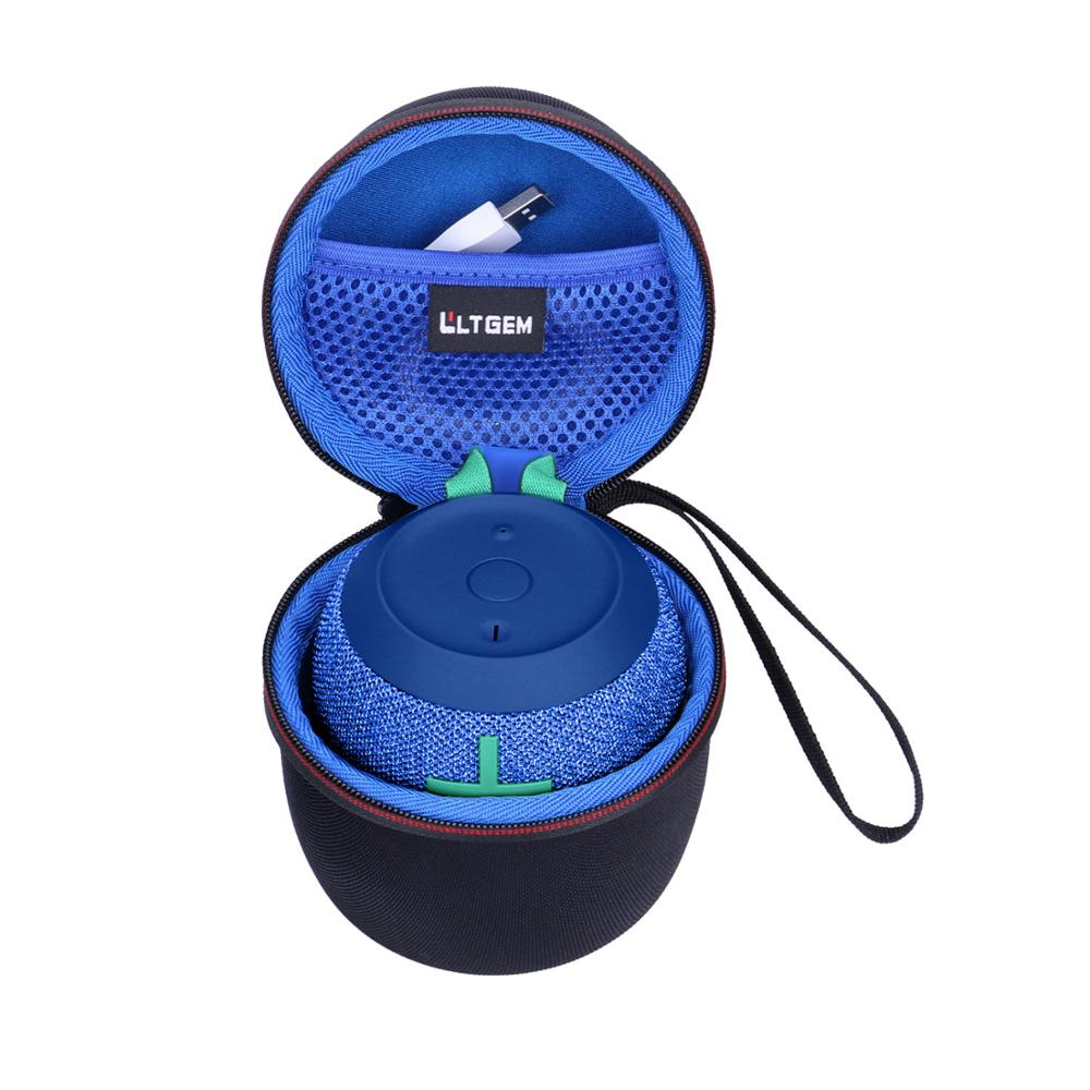 LTGEM EVA Hard Case for UItimate Ears WONDERBOOM 2 Bluetooth Speaker