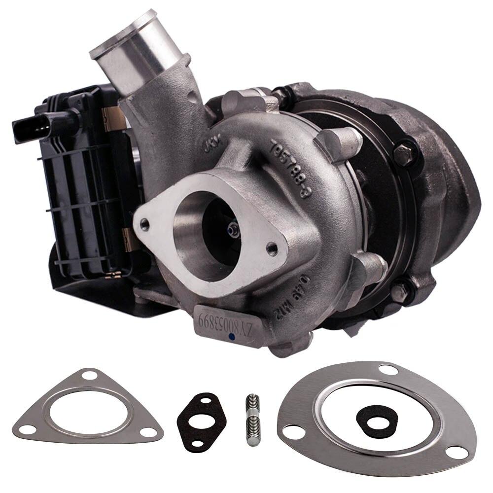 Turbina de turbocompresor GT1749V para Ford Ranger 92KW 110KW 2,2 tdci actuador electrónico BK3Q6K682PC Turbolader