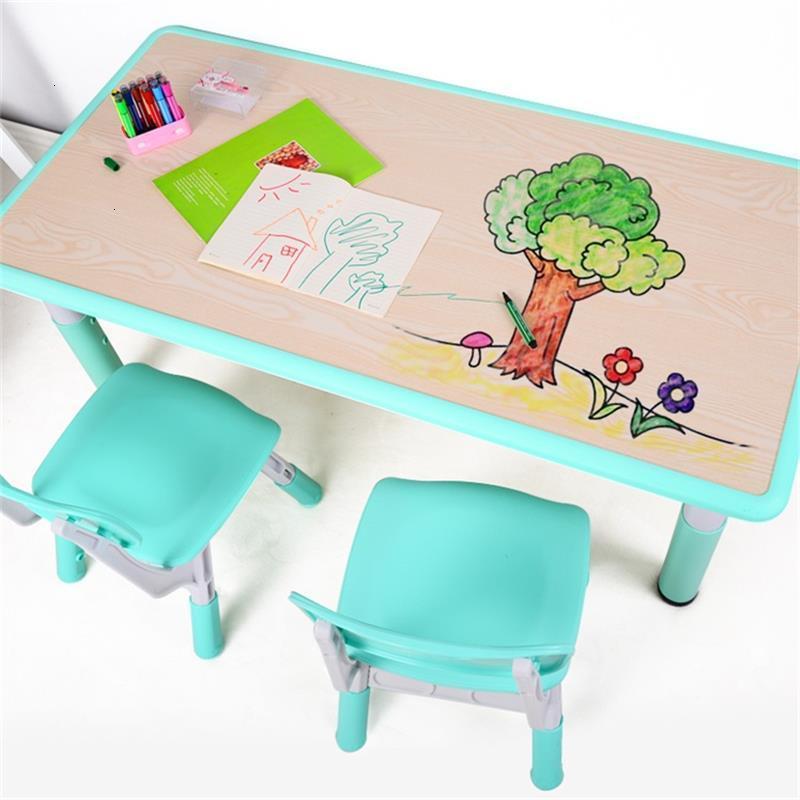 Y Silla Tavolino Bambini Mesinha Children Avec Chaise Pour Escritorio Infantil Kindergarten For Bureau Enfant Study Kids Table