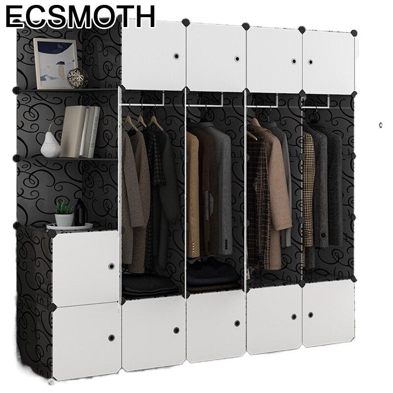 Armoire Moveis Para Casa-خزانة الملابس ، خزانة الملابس ، غرفة النوم ، خزانة الملابس