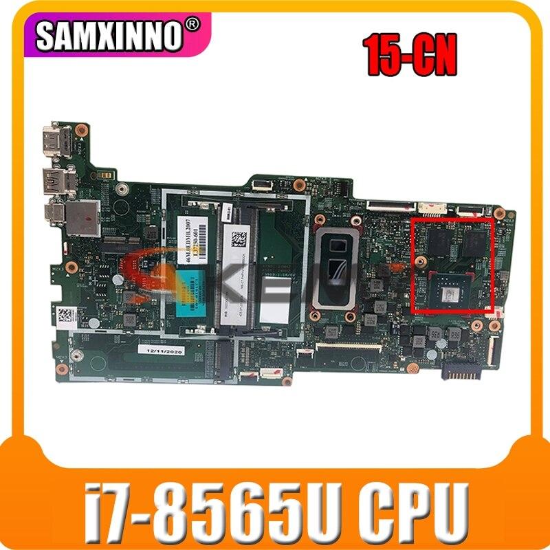 Akemy L31510-601 لأجهزة الكمبيوتر المحمول HP 15-CN 15M-CN 18709-1 اللوحة الأم ث/i7-8565U وحدة المعالجة المركزية Mx150 4Gb وحدة معالجة الرسومات