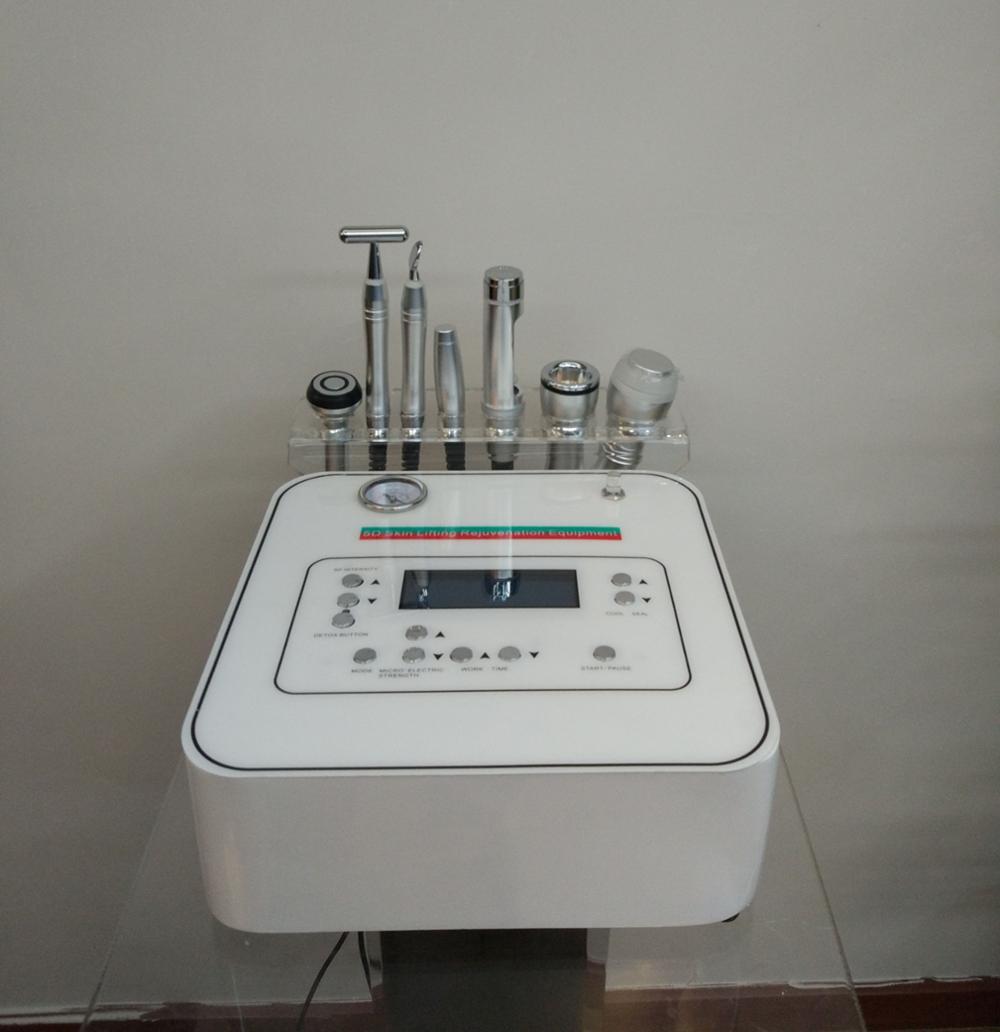 آلة تقشير الجلد الكريستالية, عالية الجودة ، تقشير البشرة ، الماس ، استخدام عيادة التجميل