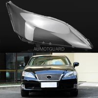 car headlamp lens for lexus es240 2009 2010 2011 car replacement auto shell