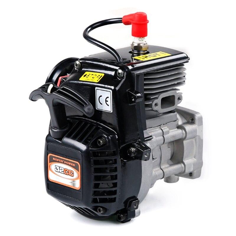 32Cc 4 البراغي المحرك ل Hpi روفان KM باجا 5B 5T 5Sc Losi Rc سيارة أجزاء محركات الغاز ل 1/5 باجا Rc سيارة