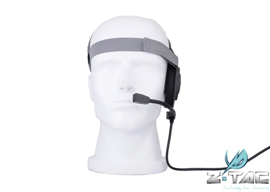 Фото - Z-TAC Softair Earphone  for walkie-talkie Airsoft Bowman Elite II For  Hunting ipsc Arsoft Tactical Headset Adjustable Z027 tactical bowman elite ii radio headset earpiece with u94 style ptt for midland 2 pin walkie talkie g6 g7 gxt550 gxt650 lxt80 lx