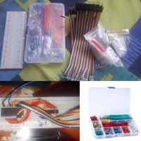 840pcs preformed breadboard jumper wire kit long assorted breadboard prototyping circuits easy insertion into your breadboard