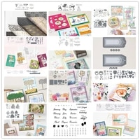 metal cutting dies and stamps stencils for diy scrapbookingphoto album decorative embossing diy paper cards