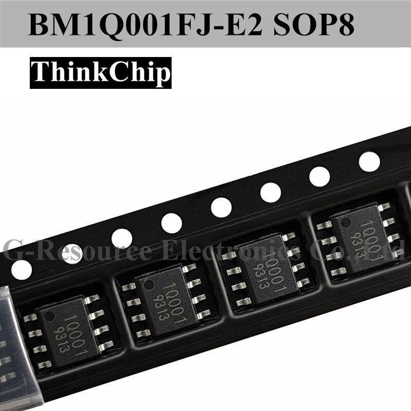 BM1Q001FJ-E2 лапками углублением SOP-8 квази-резонансный Управление Тип DC/DC преобразователь IC BM1Q001 1Q001 SOP8