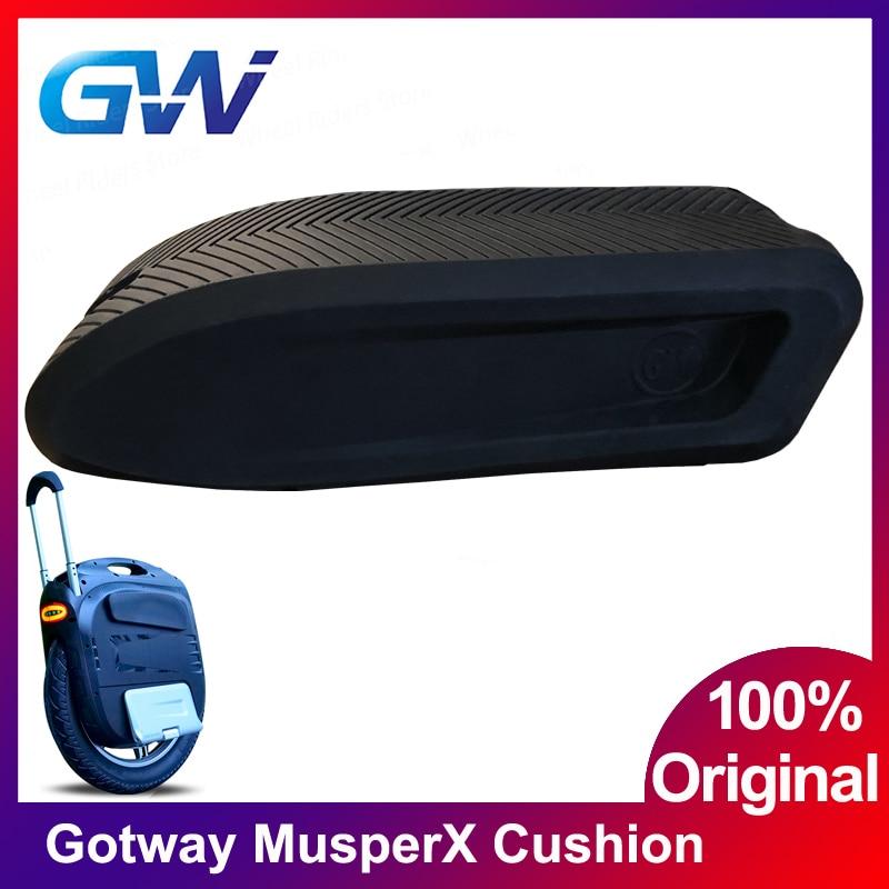 Asiento de guardabarros Original GotWay Msuper X, asiento de monociclo, asiento de monociclo, asiento eléctrico, una rueda