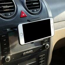 Support de Navigation GPS Sat pour téléphone   Support daération pour voiture, berceau pour Support de voiture, universel, fente pour CD de voiture, GPS Support Mobile pour téléphone
