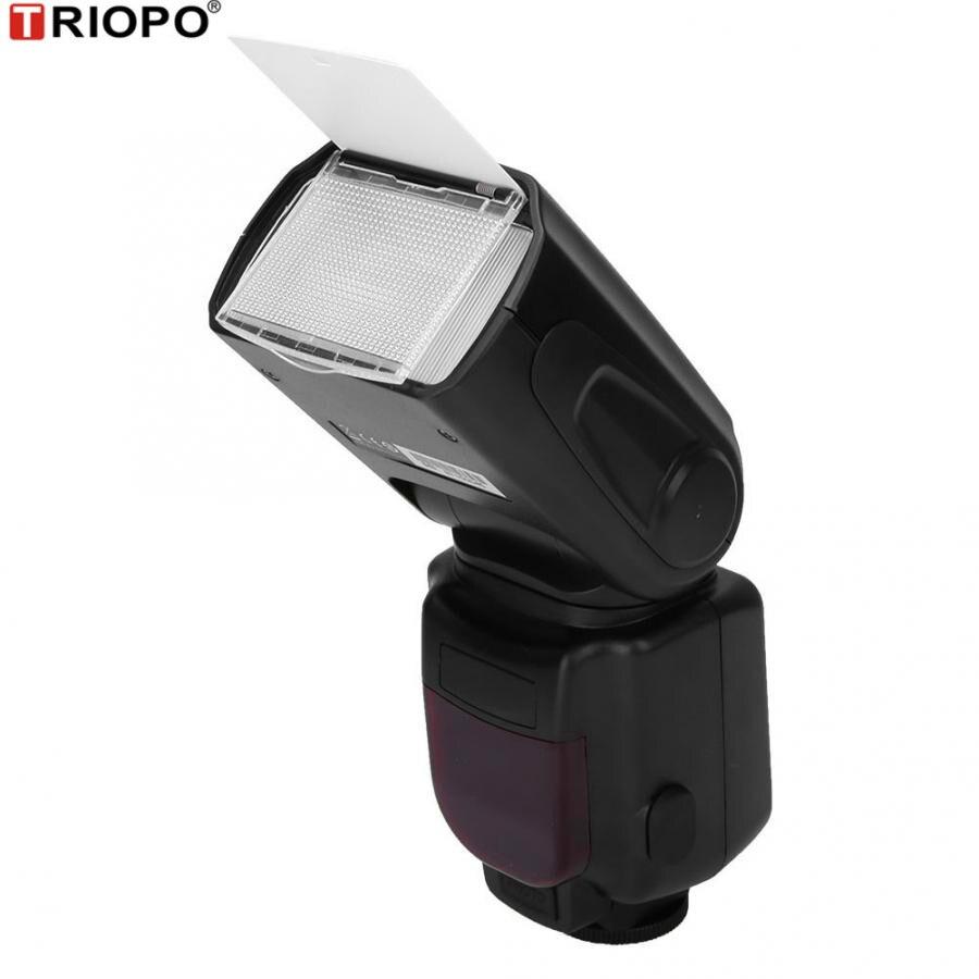 TRIOPO TR-950 Flash Light Speedlite Universal Professional Flash-Light On-camera External Speedlite for Canon Nikon flash Camera