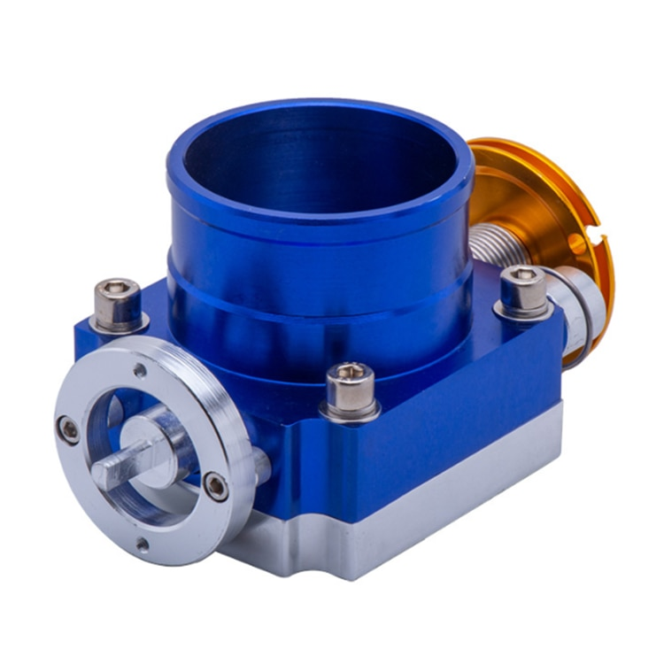 60mm auto parts Injection fuel Electronic Throttle Body enlarge
