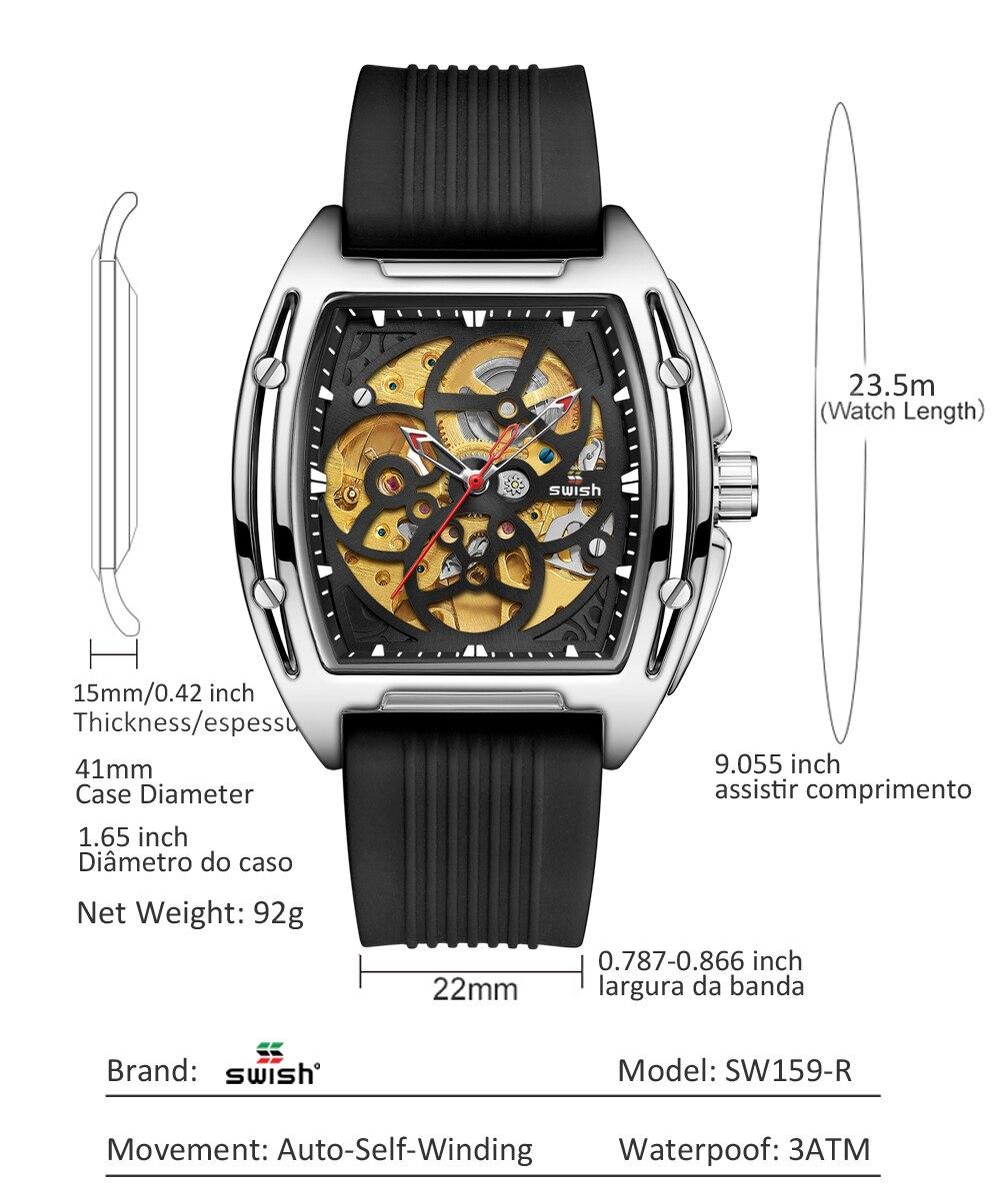 H95691c7062c64b549384178fbc30a842z SWISH Brand Design Luxury Men's Mechanical Wristwatch
