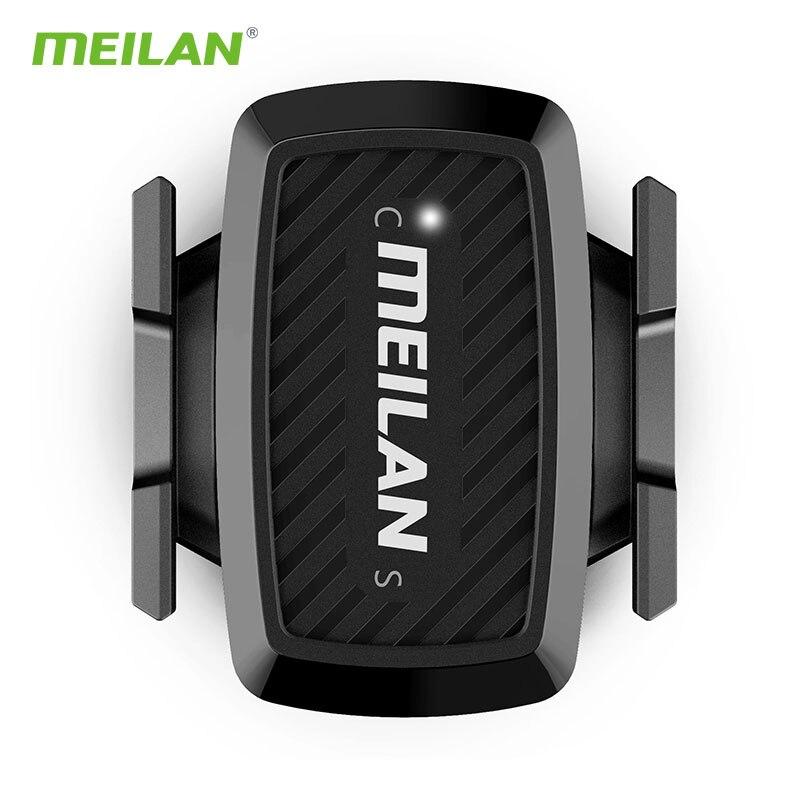 Meilan C1 велосипедный датчик спидометра для велосипеда велоспорта Bluetooth4.0/ ANT + в паре