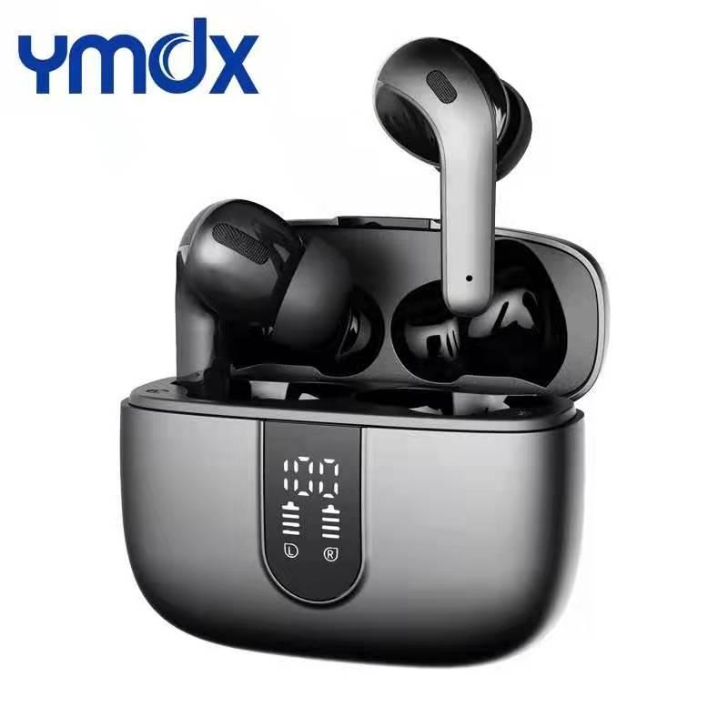 YMDX X15 TWS True Wireless Earphones , CVC 8.0 Noise Reduction, 35H Playtime, IPX7 Waterproof