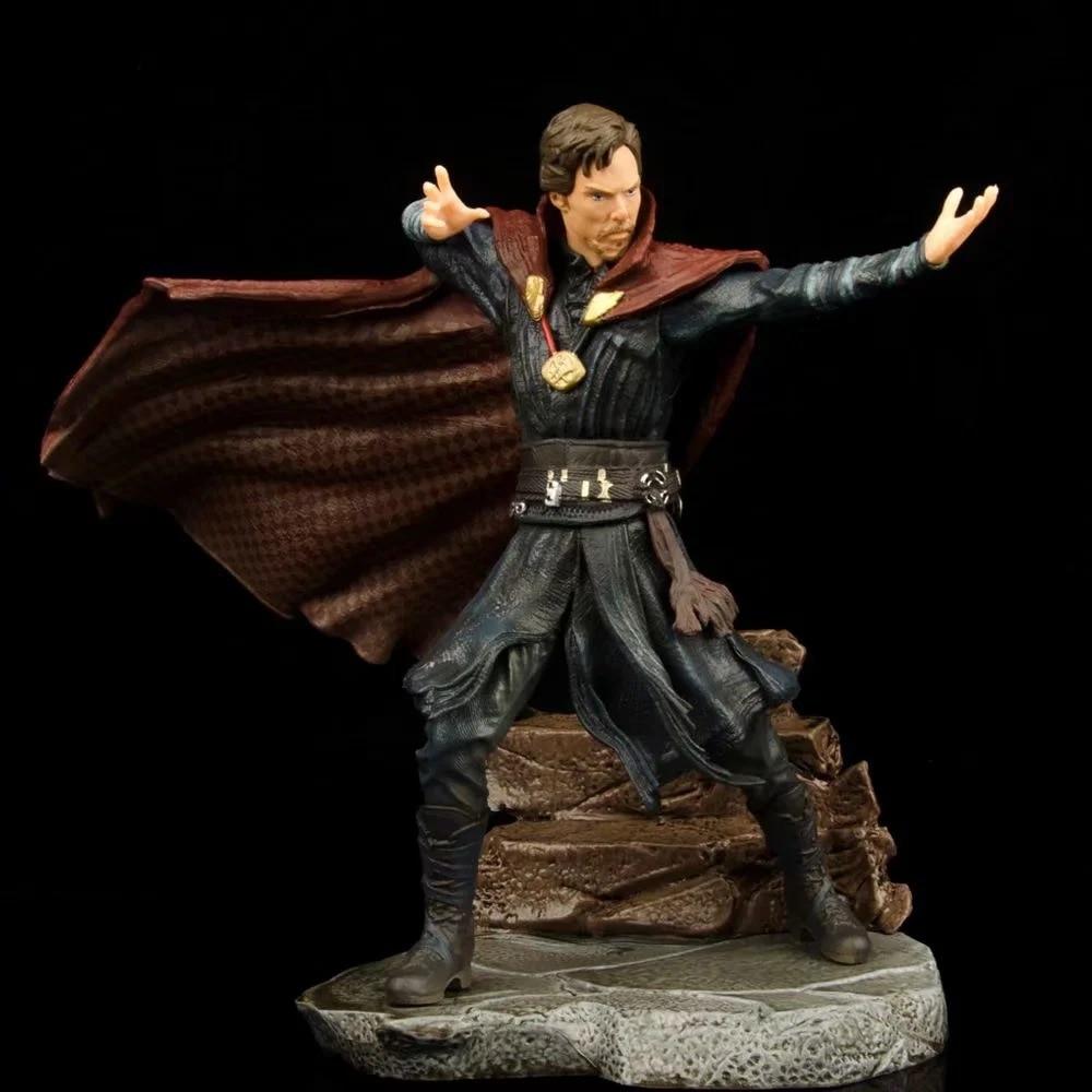 Marvel AvengersSHF Doctor Strange Action Figure Infinity War Dr Strange PVC Figure Toys Collection Toys Model for Children Gift