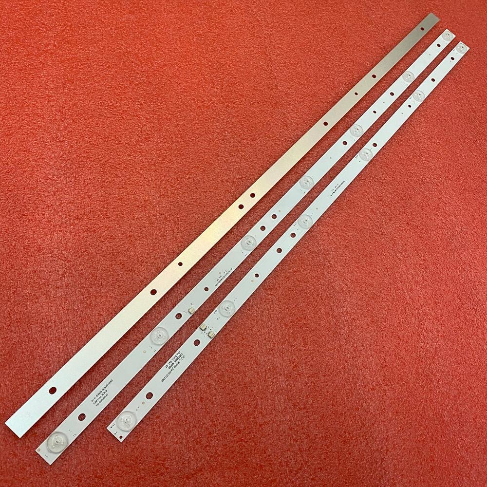 5 مجموعة = 15 قطعة LED الخلفية قطاع ل اغرى AKTV401 AKTV403 AKTV4021 AKTV408 D39-F2000 LC390TA 2A 01 AKTV408 JS-D-JP3920-061EC 071EC
