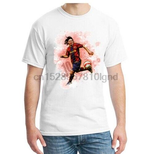 Camiseta lionel messi arte