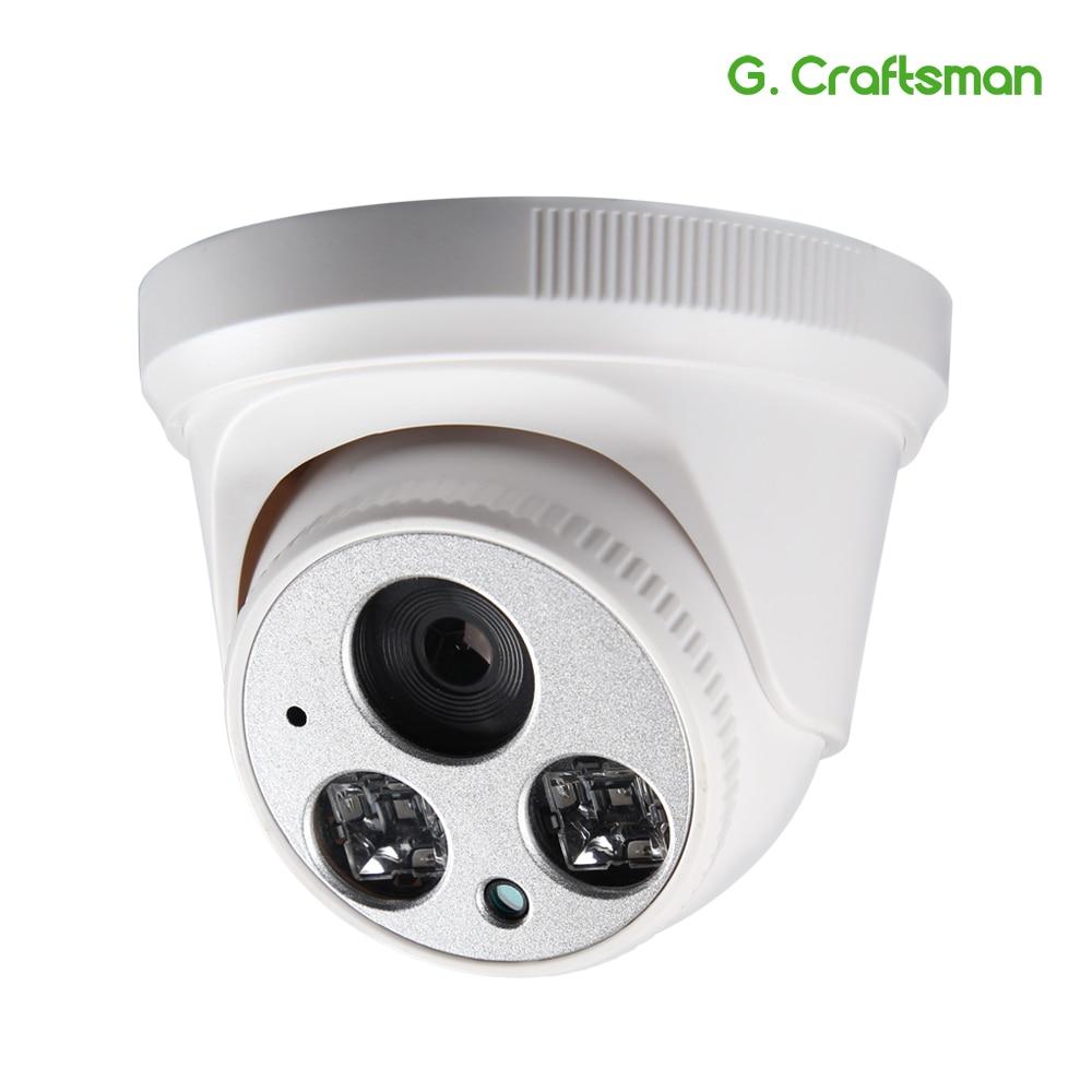 G. الحرفي الصوت 5MP POE كامل كاميرا شبكية عالية الوضوح قبة الأشعة تحت الحمراء للرؤية الليلية CCTV مراقبة الفيديو الأمن P2P عن بعد