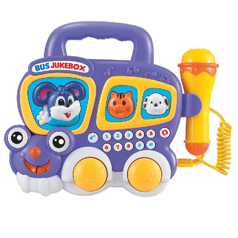 postmodern jukebox manila Abelu Jukebox Early Education Toys Audio Baby Doll