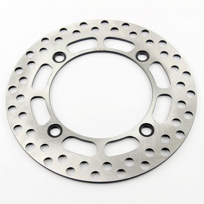 Disco de freno trasero de la motocicleta para Suzuki TS125 TS200 RK/RL/RM/RN/RP/RR DR250 SL/SM/SN/SEP/SER/SES DR350 6921103D01 69211-03D01