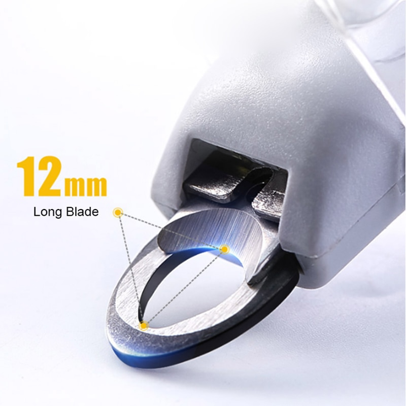 Professional Pet Dog Nail Clipper Grinder Cutter Stainless Steel Scissors With Led Light Cat Nail Clippers From Xiaomi Youpin enlarge