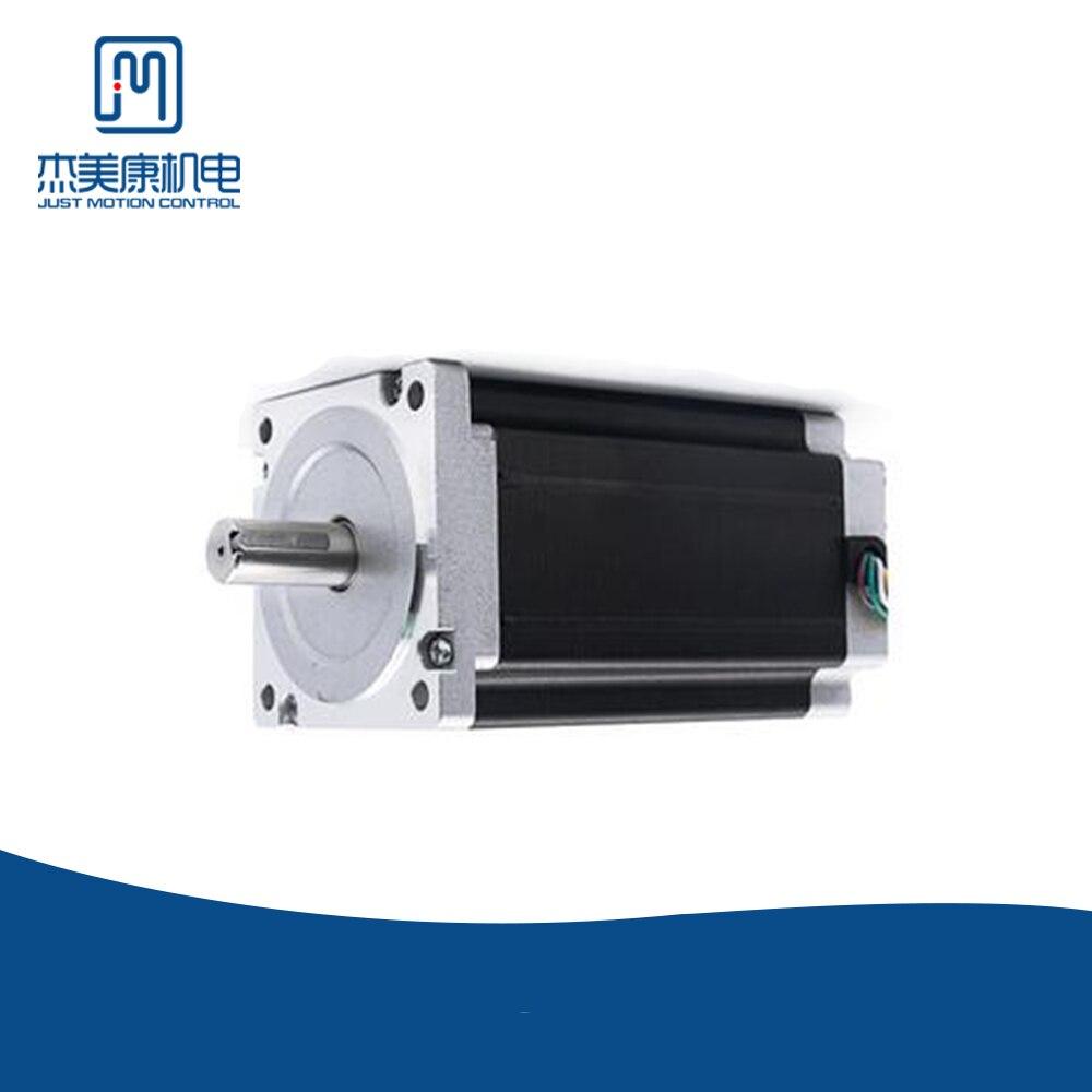 JMC CNC Router nema 34 Stepper Motor 2 Phase 4-Wire Single Shaft 6.0Nm  86J18101-450