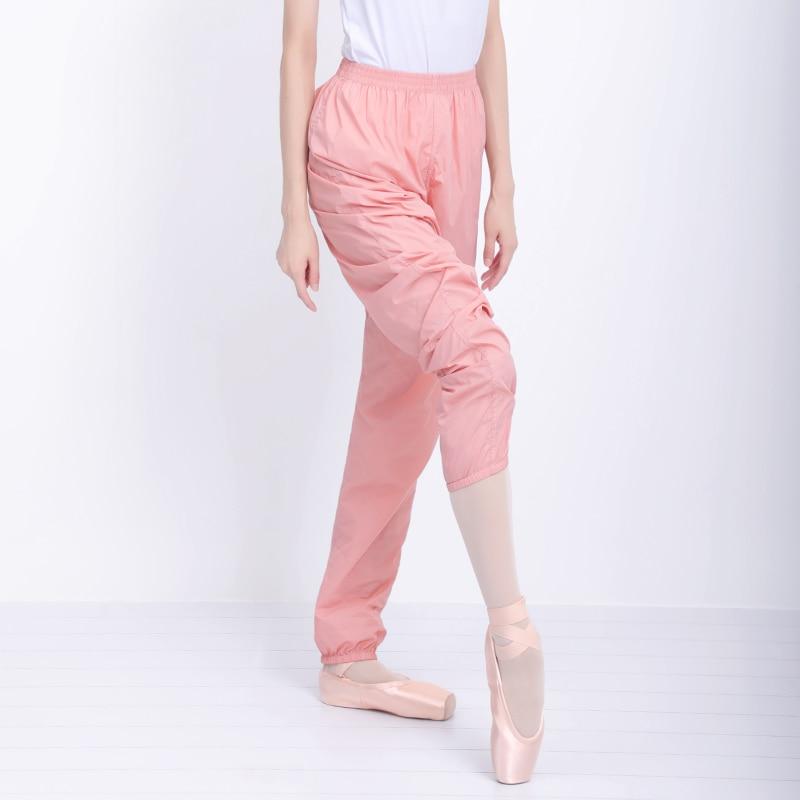 Women Ballet Dance Pants Baggy Sport Sweat Pants  Cycling Jogging Trousers Hip Hop Tracksuit Pants