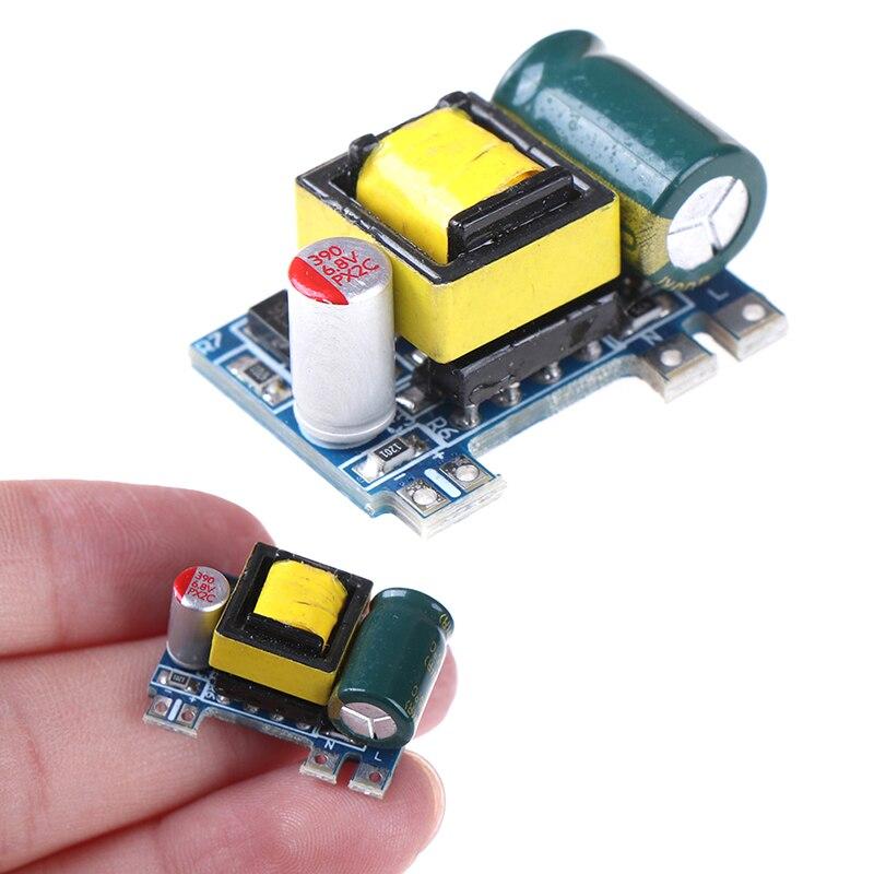 Convertidor Buck de precisión AC DC 5V 700mA 3,5 W CA 220V a 5V CC módulo de fuente de alimentación de transformador reductor para arduino