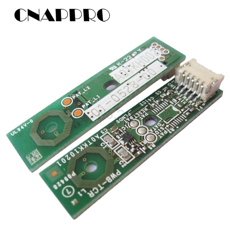 12x DV311 DV512 المطور وحدة رقاقة ل كونيكا مينولتا Bizhub C220 C280 C360 C224 C284 C364 C454 C554 إعادة رقاقة