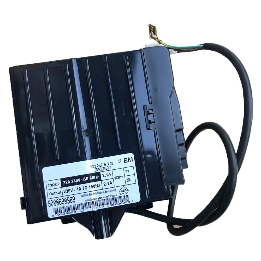 Для волос/Meiling холодильник инверторная плата драйвер платы 0193525188 для embreco QD VCC3 2456 14 F 02 Запчасти для холодильника
