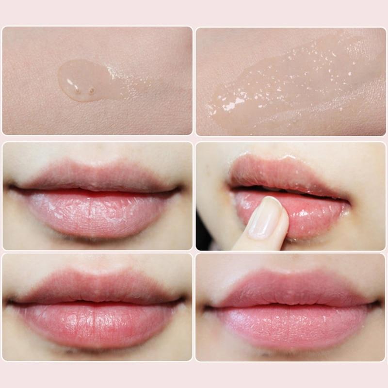 12g Protect Lip Scrub Moisturizing Lipbalm Lip Care Exfoliating Anti-Aging Pink Full Lip Lightening Cream Remove Dead Skin Gel
