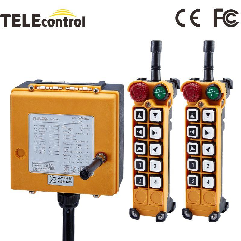 الصناعية عن بعد تحكم مفاتيح F26-B3 رافعة كرين التحكم 10 مزدوجة سرعة أزرار رفع رافعة الإرسال 2 1 استقبال