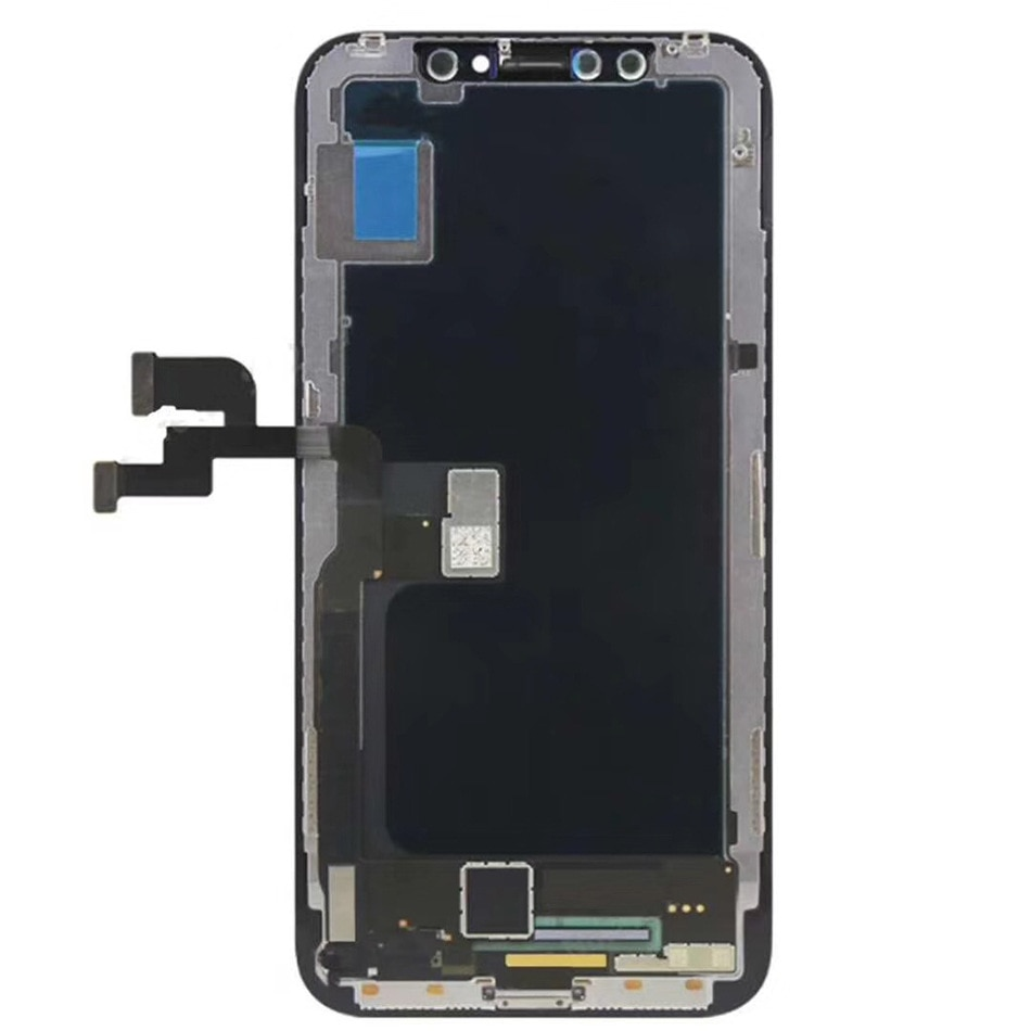 AAA+++ 5.8 inches For iphone XS OLED original color game screen LCD touch screen digitizer Replacement with Disassembly tools enlarge